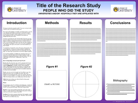 poster design and printing - chosa - christa santa rosa hospital, Presentation templates